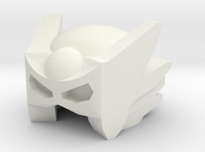 Robohelmet: Stinker 3d printed