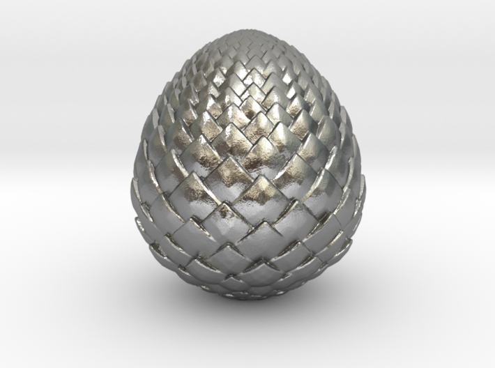 Game Of Thrones - Dragon Egg 3d printed