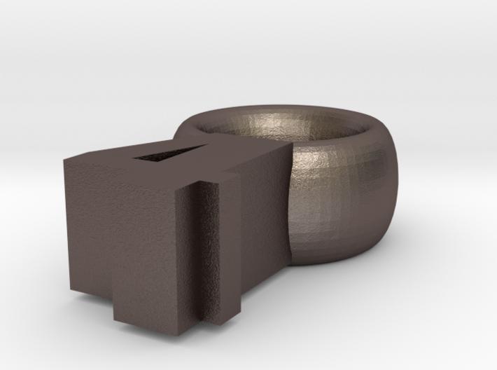 SmallNumberTestv2-4 3d printed