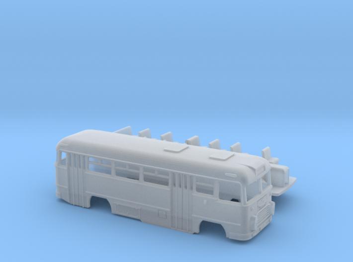 Ikarus 311 Stadtbus Spur TT (1:120 3d printed