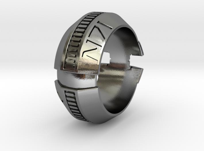 Thermal Clip Ring 7 3d printed