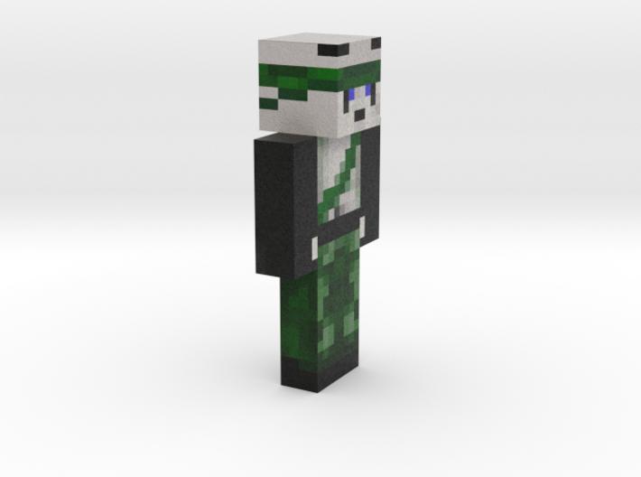 6cm | Matrix_Panda 3d printed