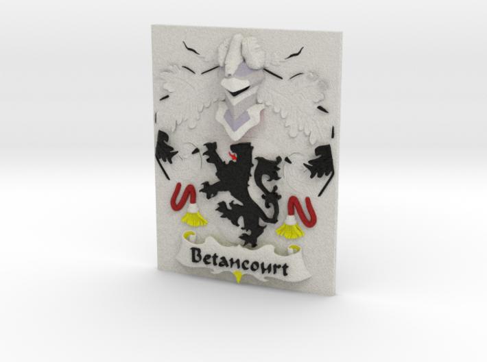Crest 3d printed