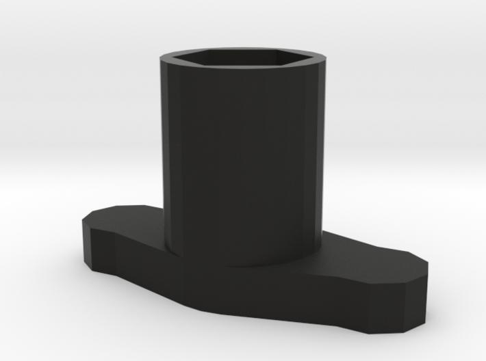 """Low Profile 1/2"""" Hex Cap Screwdriver Mark 2 3d printed"""