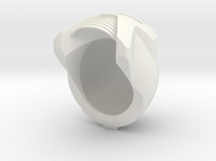 A Helmet 3d printed