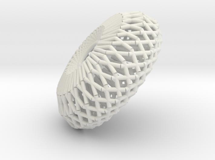 roda 3d printed