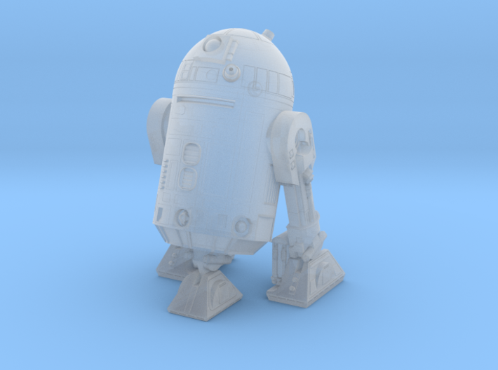 1/48 O Scale Robot 2 Three Legs 3d printed