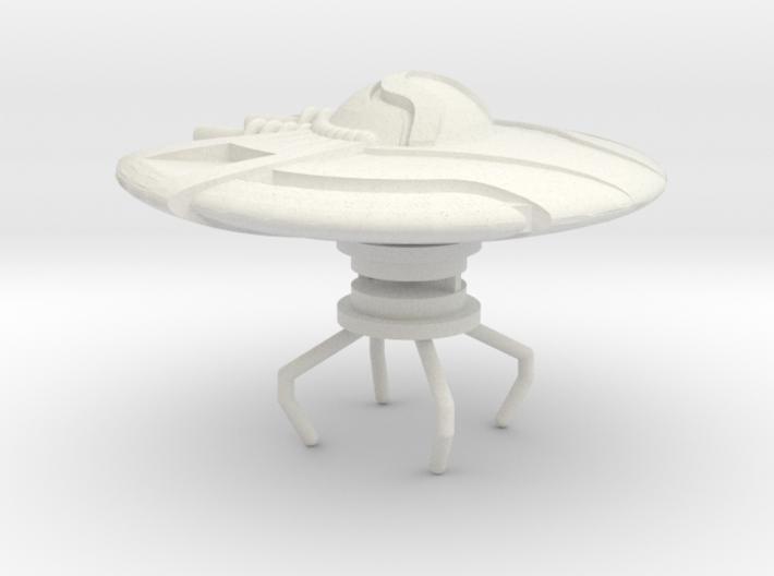 ufo 009 3d printed