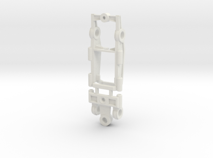 1 43 chassis adjustable RS 3d printed
