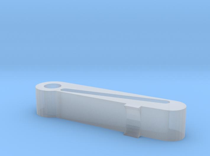 VSR Arm Concave (rev.1)  3d printed