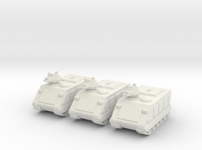 15mm Gavin ACAV (x3) 3d printed