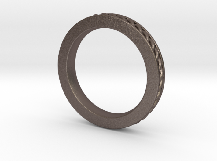 stackable band size 6 3d printed