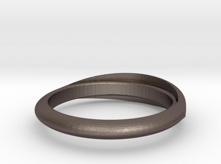 Birthday Ring 3d printed