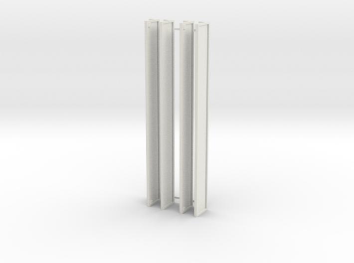 zip1200 lengte 10 m 1:87 3d printed