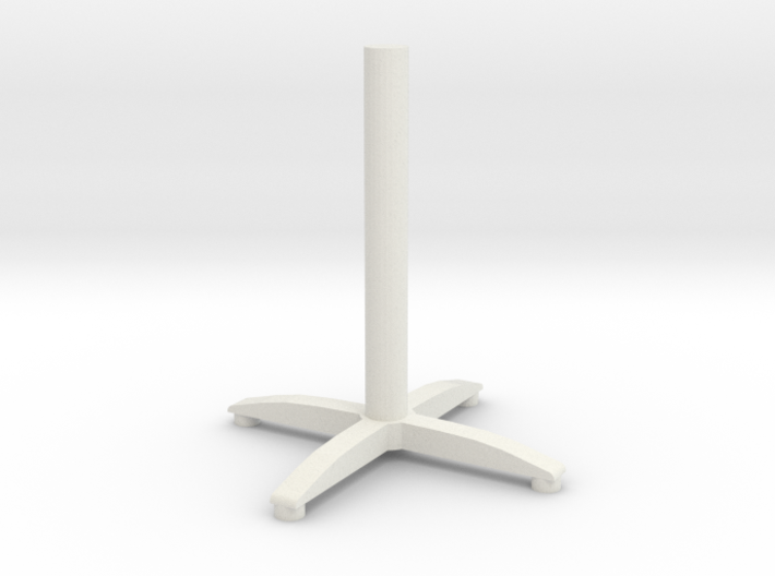 bistro table stand 3d printed