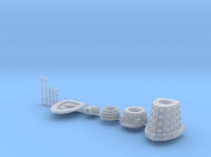 Dalek Standard Sprue 016c 3d printed