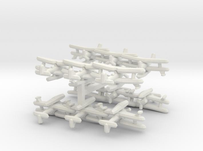 F1M 'Pete' (Triplet) 1:900 x4 3d printed