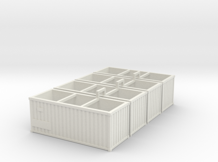 Container4x 3d printed
