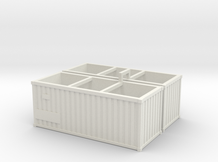 Container2x 3d printed