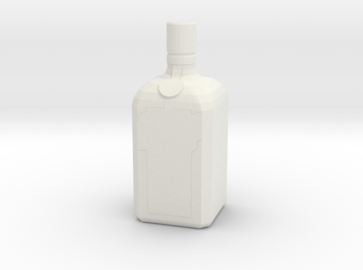 bottled up 3d printed