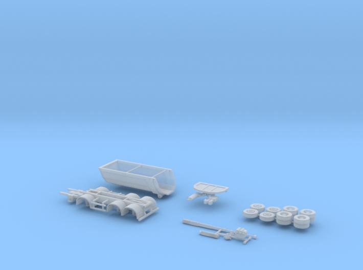 Kipper 8x4 2 3d printed