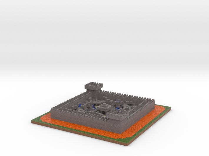 Galidin Square Arena Cheaper 3d printed