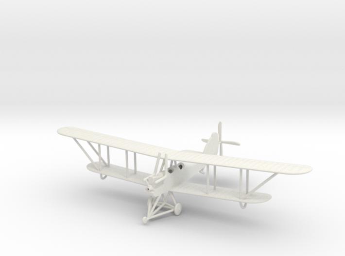 1/144 RAF R.E.7 3d printed
