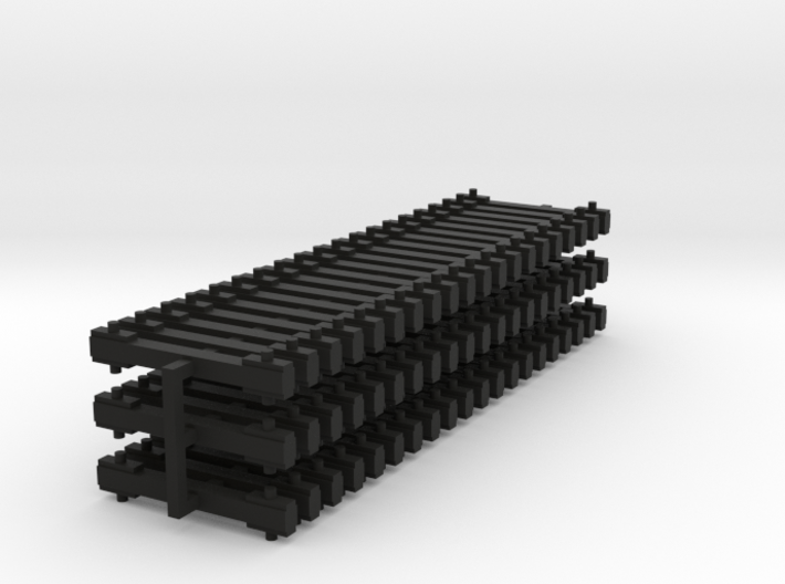 NEM bars 60x5mm 3d printed