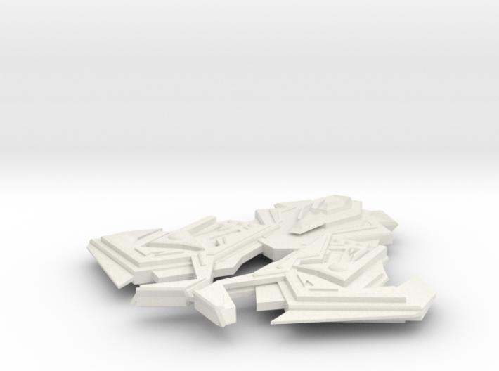 Cardassian ENABRAN CLASS 3d printed