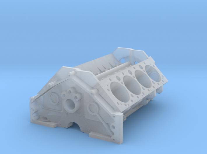 1/16 High Detail SBC Block 3d printed