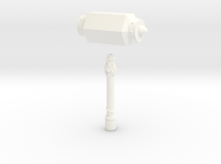 Kalix Hammer 3d printed