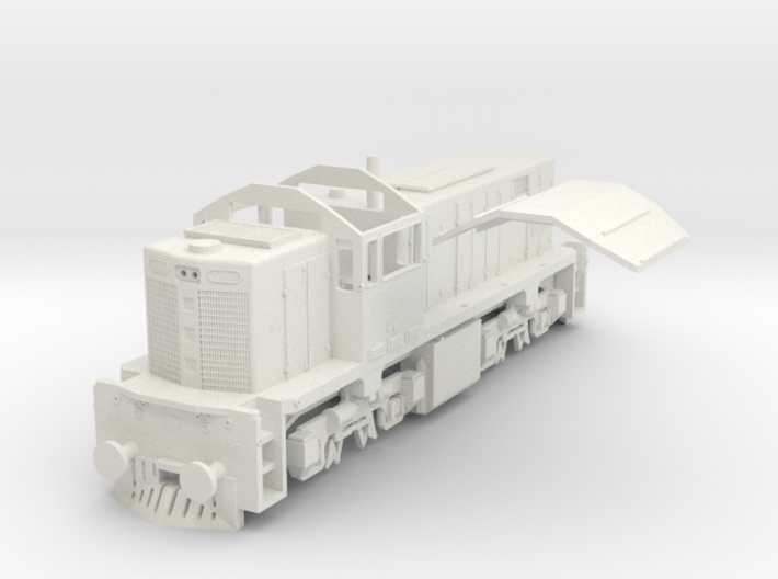 QR DH(S/1:64 Scale) 3d printed