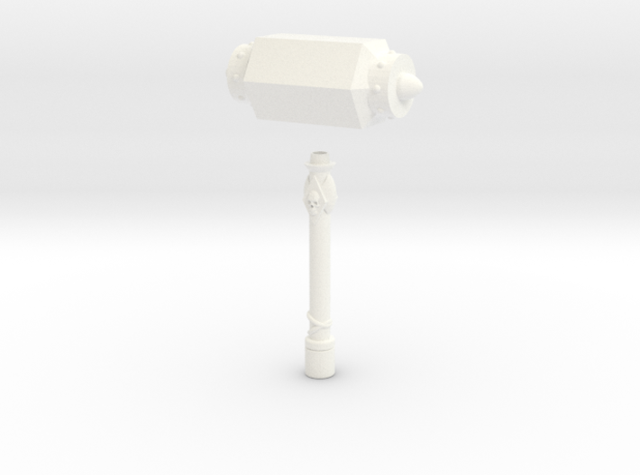 Kalix Hammer Giant Size 3d printed