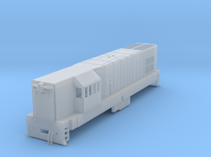 1:120 (TT) Scale G12 (T42) 3d printed