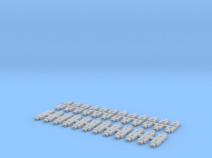 A06c N Nn3 close coupling working L&P coupler x48 3d printed