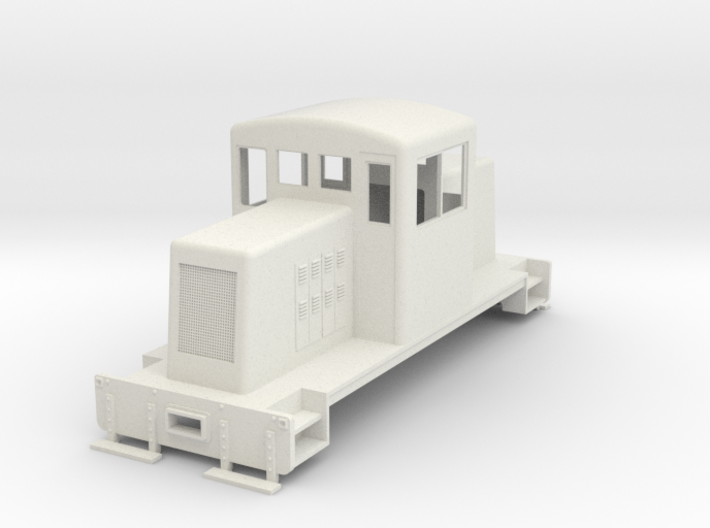 1:35n2 switcher conversion body3 3d printed