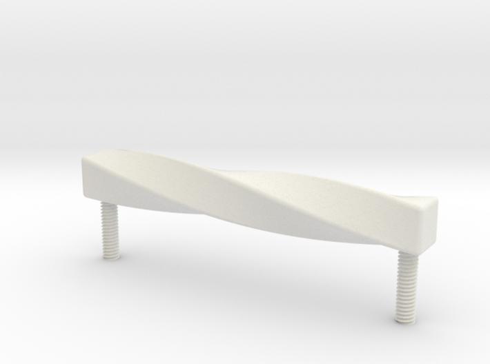 Knob, Cabinet, 1/4-20 3d printed
