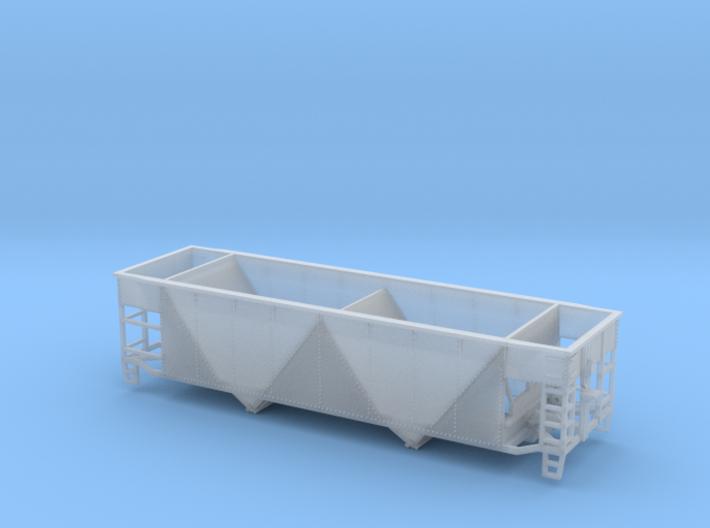 H6/U11 TT Scale 1:120 3d printed