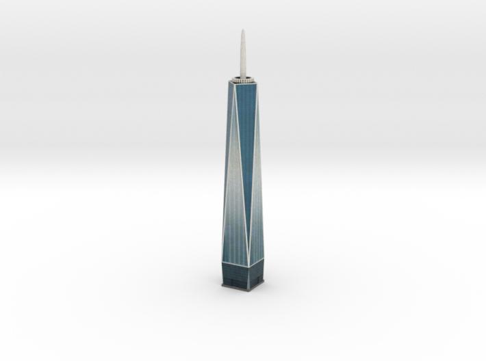 1WTC30cm 3d printed