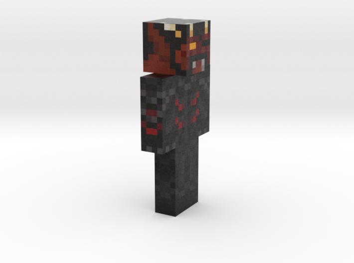 12cm | Cubeydoom 3d printed