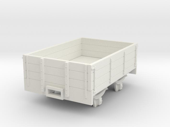 5.5n3 8ft 3 plank dropside wagon 3d printed