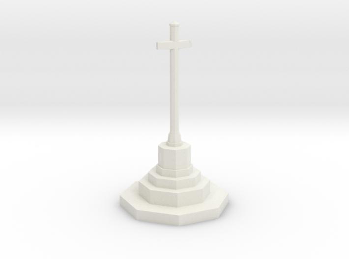 War Memorial in N Gauge (1:148) 3d printed