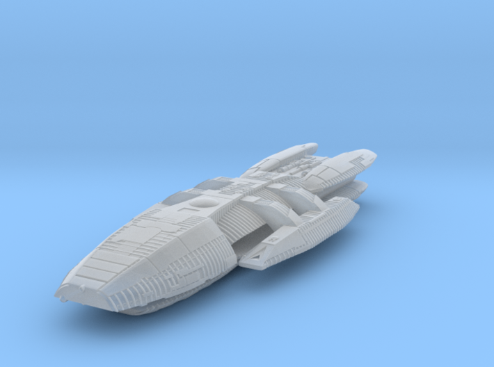 BSG Galactica  V2.0 3d printed