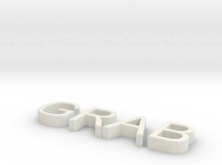 grab 3d printed