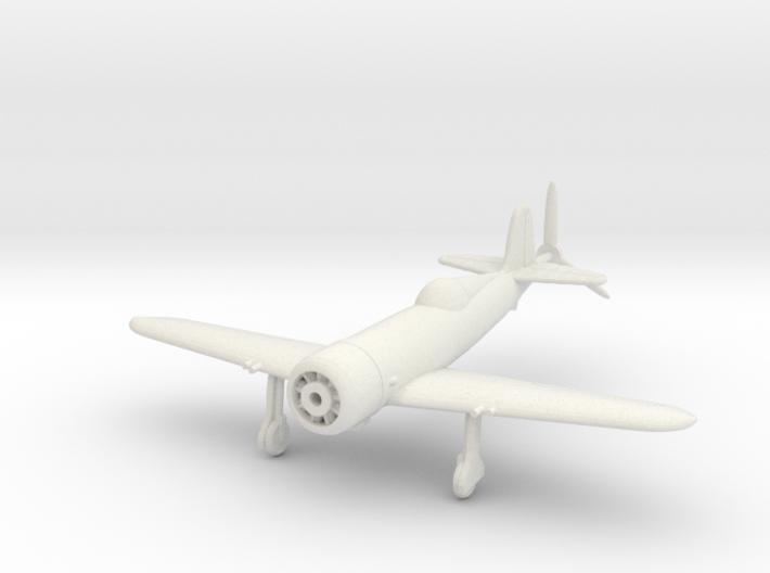 1/144 IAR 80, Wheels down 3d printed
