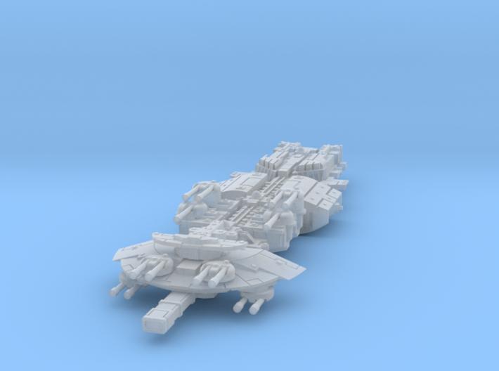 Hero Starship 3d printed