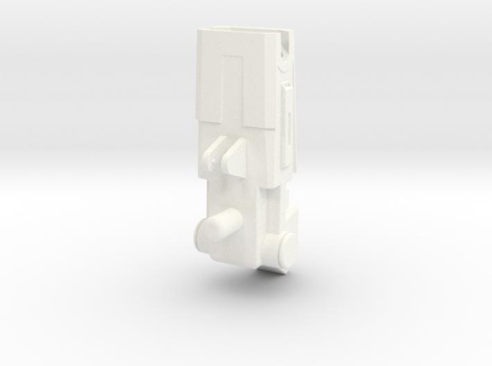 FOC Impactor Shoulder Cannon 3d printed