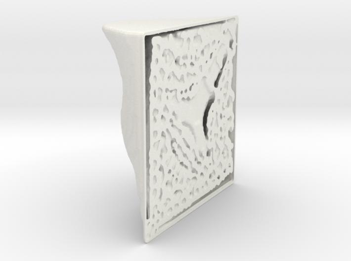 Panel-80-80-14-skin 3d printed