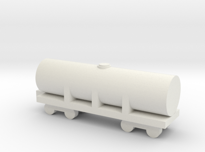 1/700 Oil Tank 3d printed