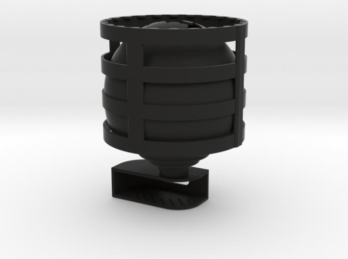 Lightclip: Batman, iPhone 5/5s 3d printed